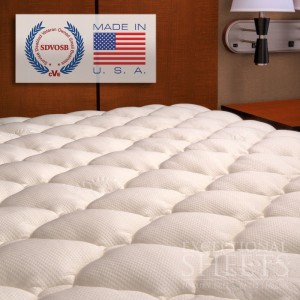 Extra-Plush-Bamboo-Fitted-Mattress-Top